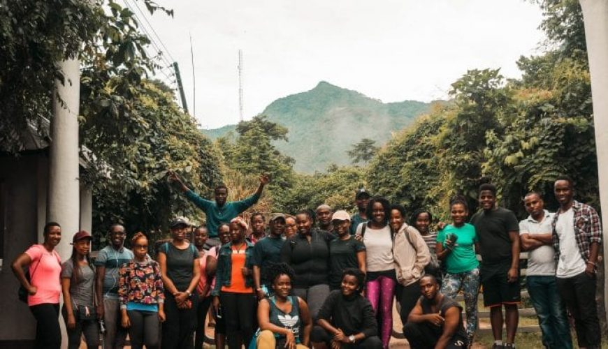udzungwa mountain hiking