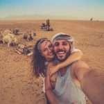 egypt selfie sahara desert