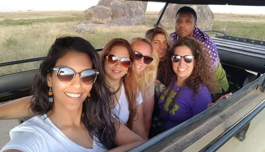 safari tanzania wildlife africa
