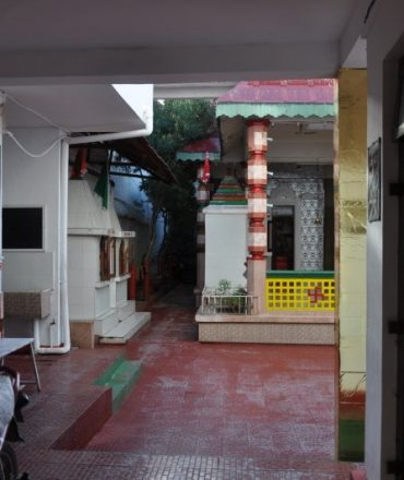 Stone town indu temple