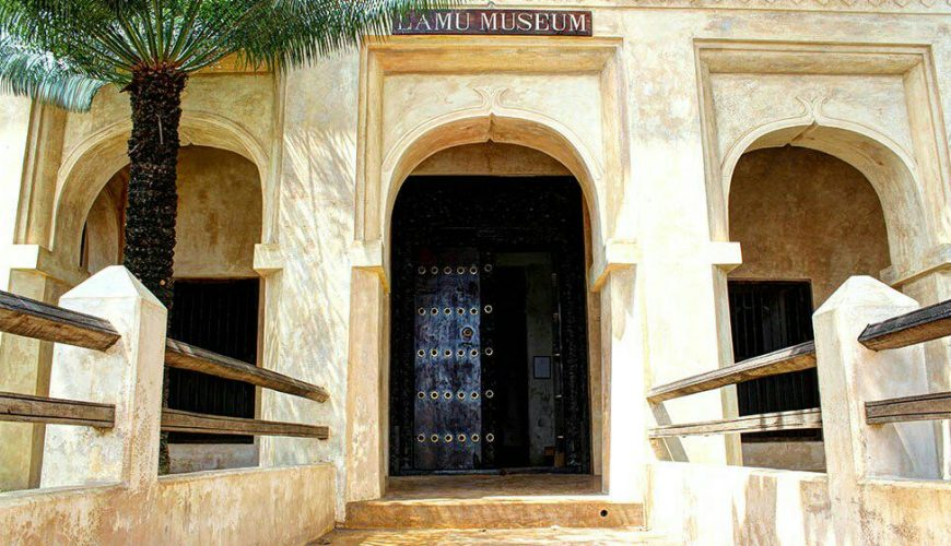 Lamu old town museum kenya lamu island (1)