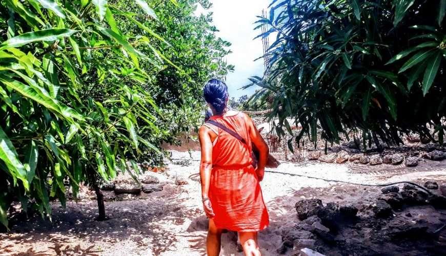 Maskani yout initiative village tour shela lamu 02
