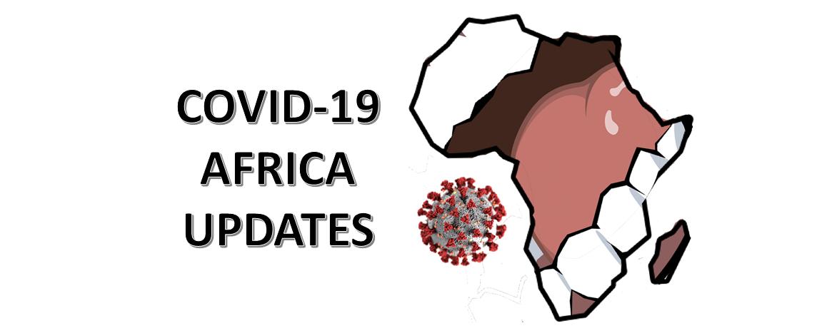 COVID-19 AFRICA UPDATES