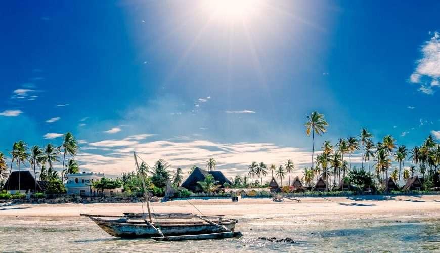 Jambiani Beach, Zanzibar, Tanzania
