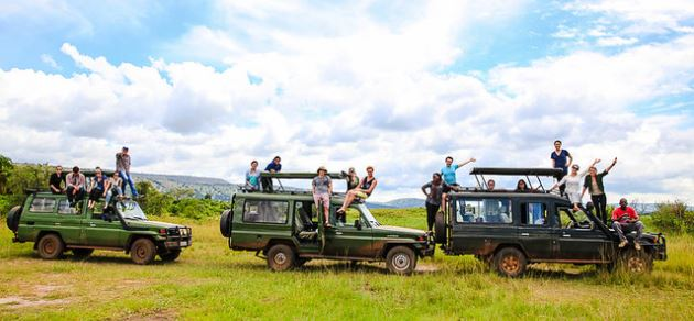 Departure from Kampala-Lake Mburo National Park