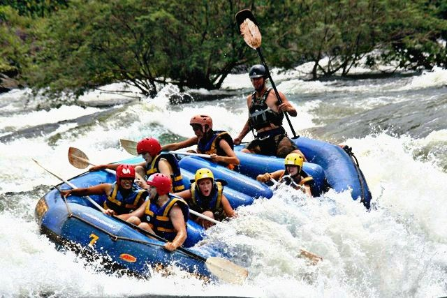 Exploring the source of the Nile, Canoeing (optional Bungee jumping white –water rafting)