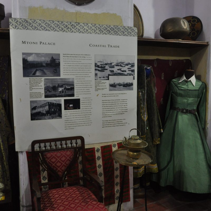 Princess Salme Museum - Zanzibar - Stone town (32)