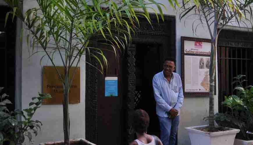 Princess Salme Museum - Zanzibar - Stone town (51)