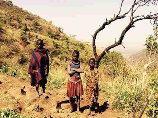 The Rugged Beauty of the Karamoja Countryside
