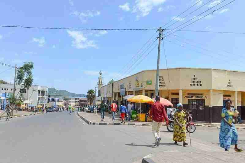 rwanda covid evidence