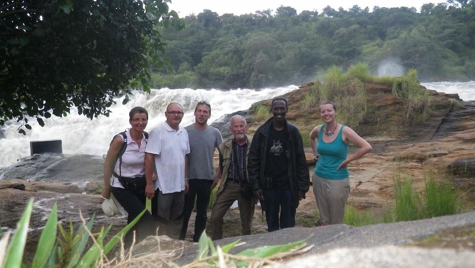 Game drive and boat-cruise in Murchison Falls NP