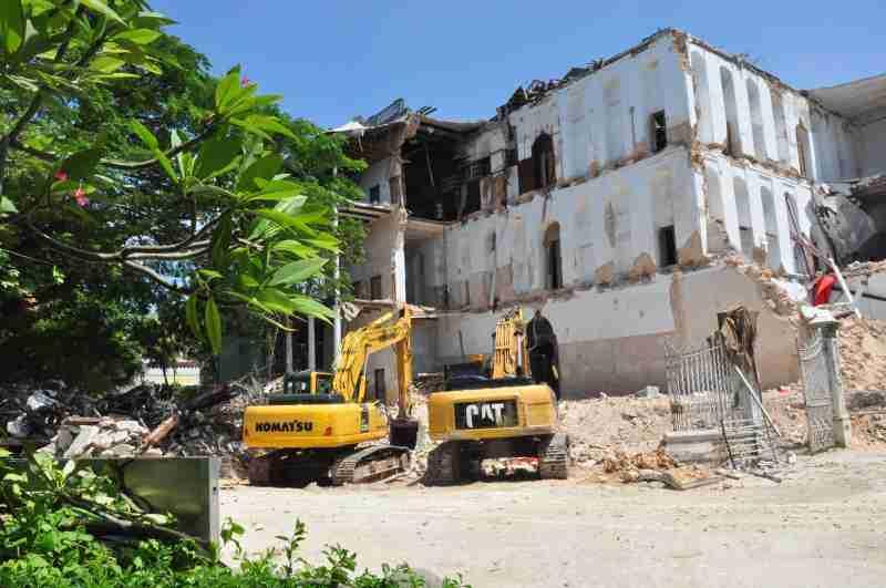 House of wonder collapsed - zanzibar - december 2020 (6)