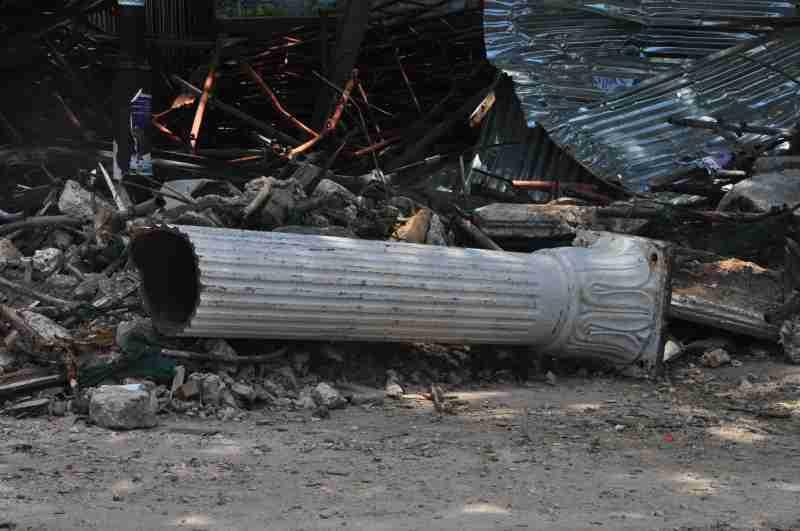 House of wonder collapsed - zanzibar - december 2020 (8)