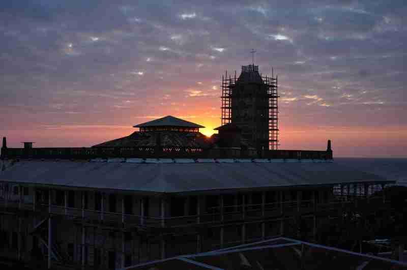house of wonder - zanzibar - sunset view from upendo (3)