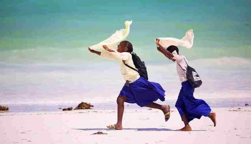 africa with children