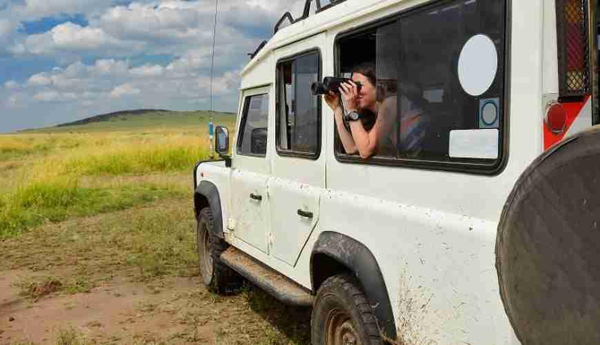 first safari EVID