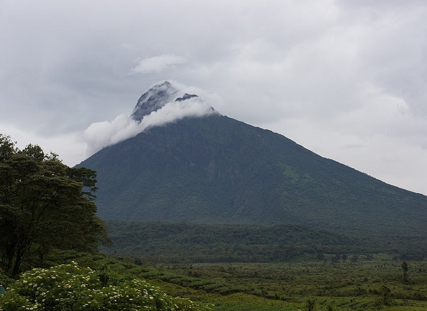 Volcanoes Congo